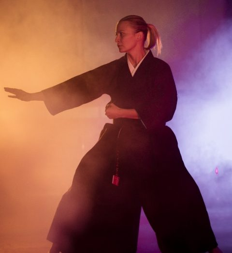 Zawodnik / karateka